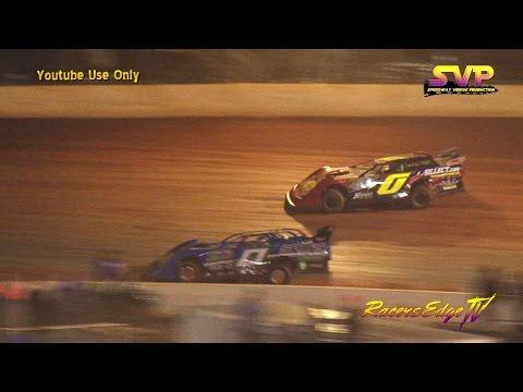 RacersEdge Tv | N. Georgia Speedway | Ultimate Super Late Models 3-5-16