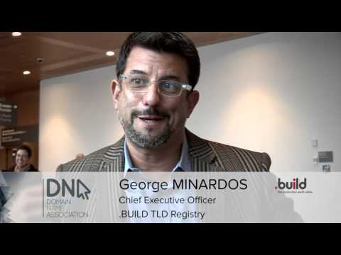 Domain Name Industry Leaders: George Minardos (2015)