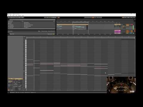 deadmau5 writes haunting chords...then bins it!
