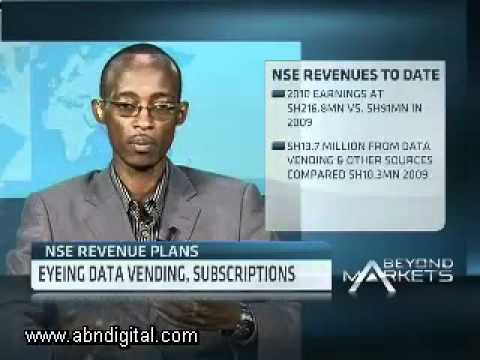 NSE's Planned Revenue Streams with Steve Biko