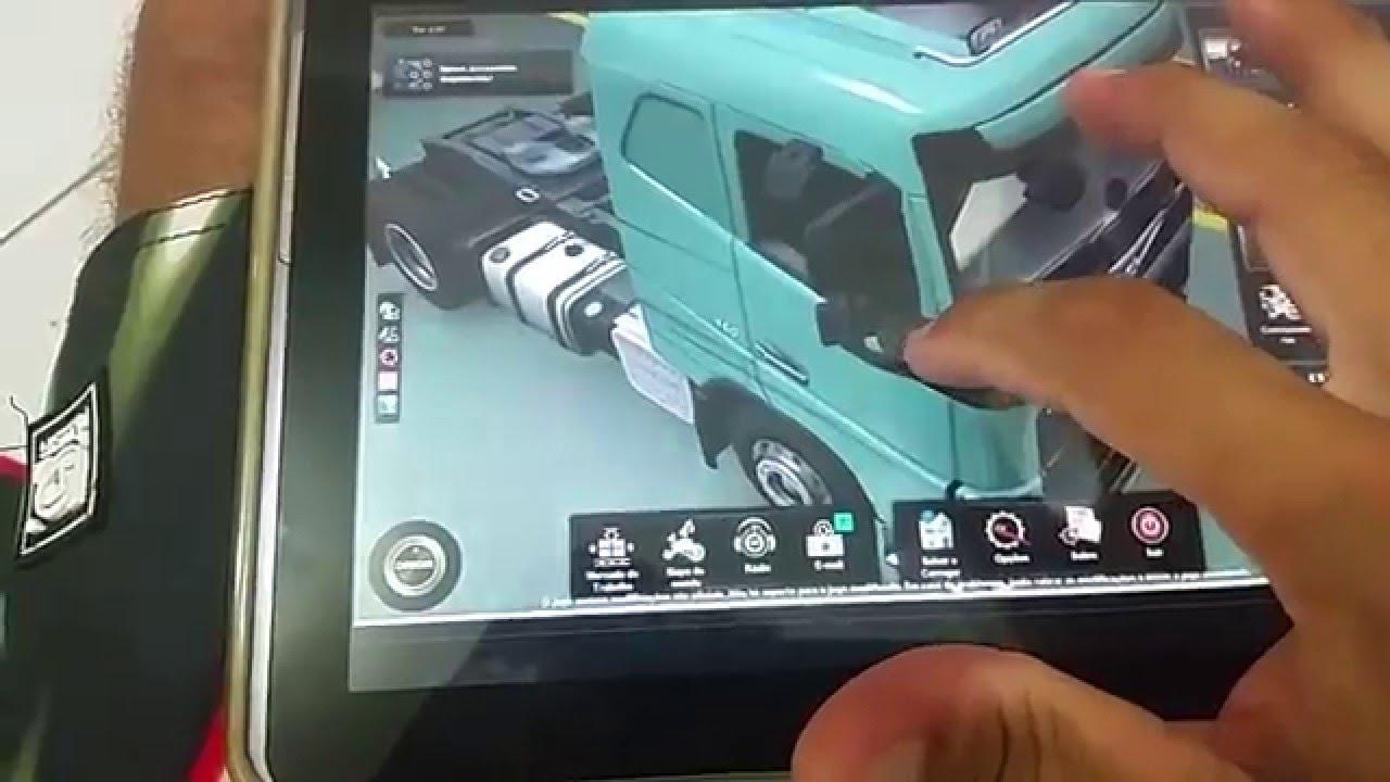 Euro Truck Simulator 2 no seu tablet ou smartphone