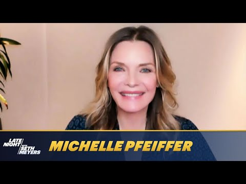 Michelle Pfeiffer Was Scared to Take On Her French Exit Role