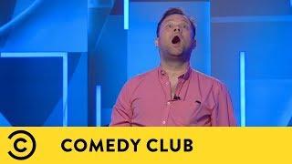 A mai felelő: Sziklai Tibor | Aranyosi Péter | Comedy Club