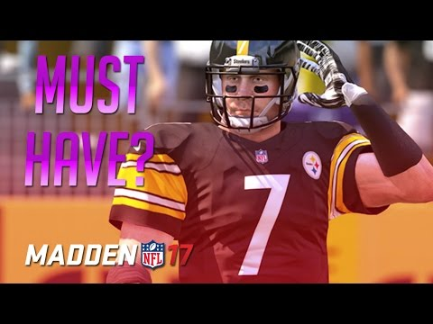 New Offensive Position Hero Reveal in Madden 17! Full Reviews!