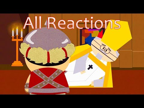 Bishop of Banff Boss Fight | South Park The Stick of Truth Game | All Choices and Reactions |