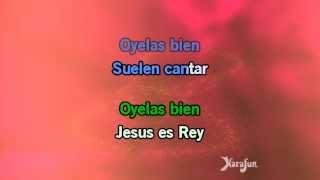Karaoke Oyelas Bien (Carol of the Bells) - Christmas Carol *