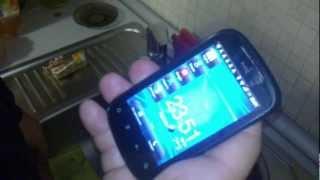 Телефон HTC тест в воде. Купаем телефон под краном(Как БЕСПЛАТНО сделать свой интернет в 2 раза быстрее за 5 мин: http://kurs-video.com/ Тест телефона HTC Explorer в воде, Екстр..., 2012-10-11T00:18:27.000Z)