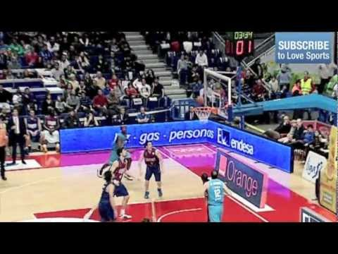 Liga Endesa Round 18 Highlights Show [Part 2/3] - ACB Spanish Basketball 2012-2013 from YouTube · Duration:  4 minutes 7 seconds