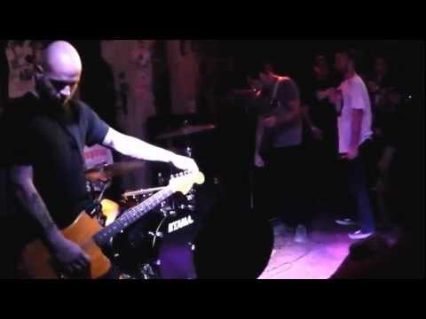 Shitstorm live at Churchill's, Miami, Florida 9th March 2013
