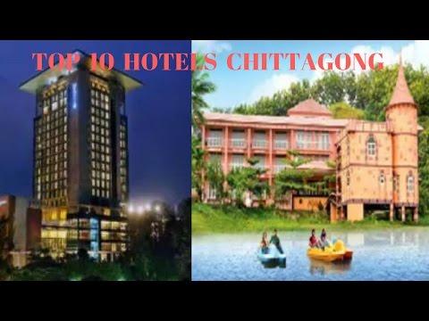 TOP TEN HOTELS CHITTAGONG