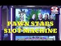 Pawn Stars Slot Machine From Bally Technologies - Slot Machine Sneak Peek Ep. 7