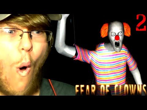THIS GAME HAS NO FREAKING CHILL || Fear of Clowns (Part 2)
