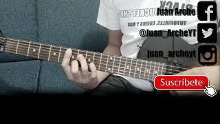 Casio Jungle Cover Tutorial Guitar Chords Tab