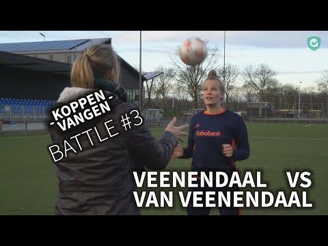 Veenendaal VS Van Veenendaal #3 - Koppen-Vangen Battle