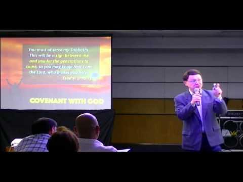 CCF Manila Sunday Service june 21'15