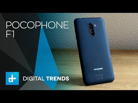 Pocophone F1 - Hands On Review