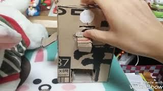 박스로 만든 일회용 동전교환기 (완전 못 만듦 주의!!…