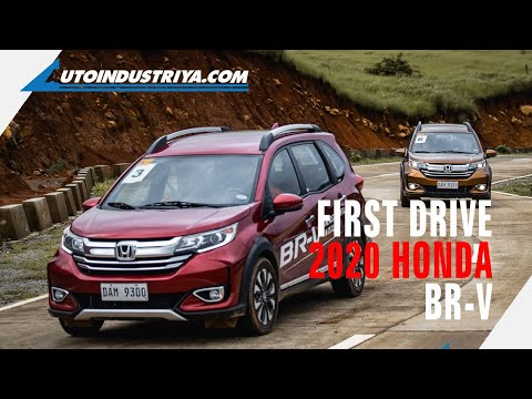 2020 Honda BR-V - First Drive Review