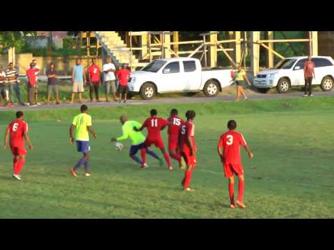 Central Credit Union Dublanc FC 2 - 1 Bombers FC - Second Half