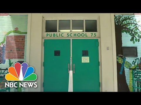 Parents Grapple With Mixed Messages On Sending Kids Back To School | NBC Nightly News