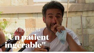 Le médecin de Diego Maradona s'explique après l'ouverture d'une enquête pour homicide involontair