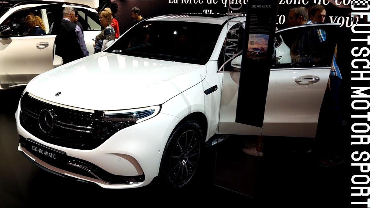 2020 Mercedes EQC 400 4Matic - Full exterior and interior ...