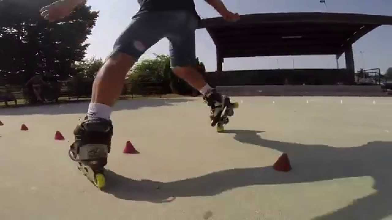 Roller skates for free - Alex Roller Skate Free Style 6
