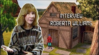 Interview Roberta Williams [Sierra Online] 🎙 En Français