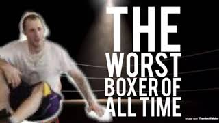 The Worst Boxer Of All Time Ever Charlie Zelenoff