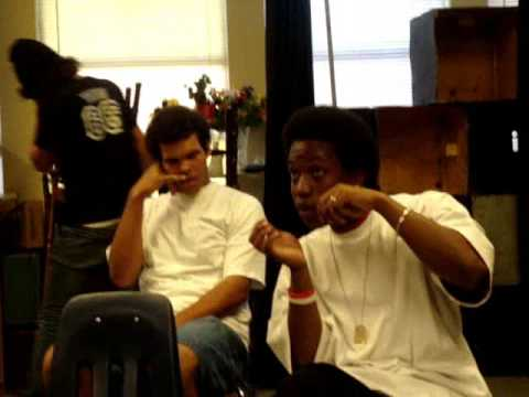 """TPHS 6th Period Acting 07/08 """"Like a Girl"""""""