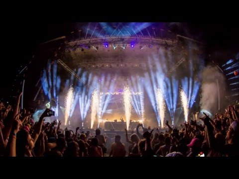 ◢ ◤ AVICII - Live at Electric Daisy Carnival New York 2012