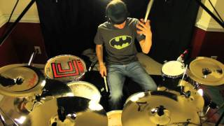 The Devils Den - Drum Cover - Skrillex & Wolfgang Gartner