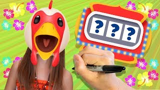 Moana Jackpot Doodle | WigglePop