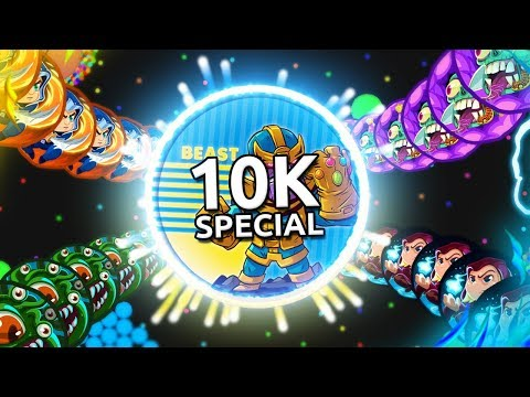 GOTA.IO // 10,000 SUBSCRIBERS SPECIAL! + SKIN GIVEAWAY! [CLOSED GIVEAWAY]