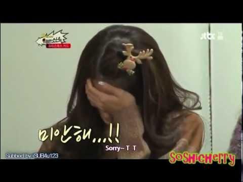 Yoona Cried