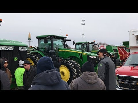 SEMA Equipment Dealer Auction Today In Rochester, MN 12/20/17