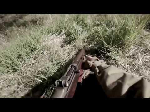 Ataque De Infantaria Na Primeira Pessoa - Segunda Guerra Mundial