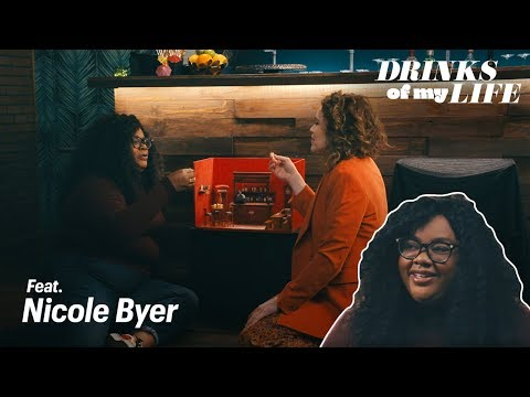 Nicole Byer and Beth Stelling Go On the World's Tiniest Bar Crawl || Drinks of My Life