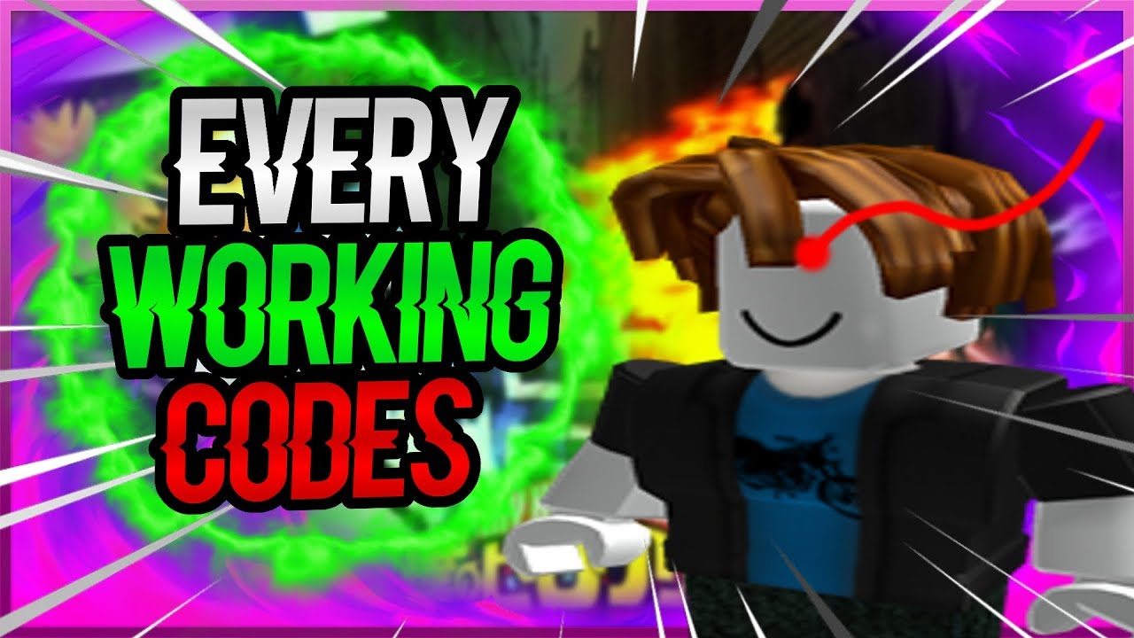 [UPDATED!] EVERY WORKING CODES! 🔥 | BOKU NO ROBLOX:REMASTERED