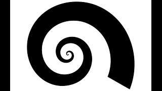 Here's a quick tutorial on creating filled tapered spiral using inkscape