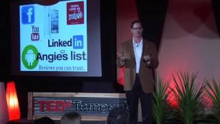 The next stage in sales, marketing & communication: Wes Schaeffer at TEDxTemecula