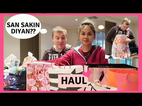 SYDNEY HAUL!! (GIFTS, SOUVENIRS + MORE..)