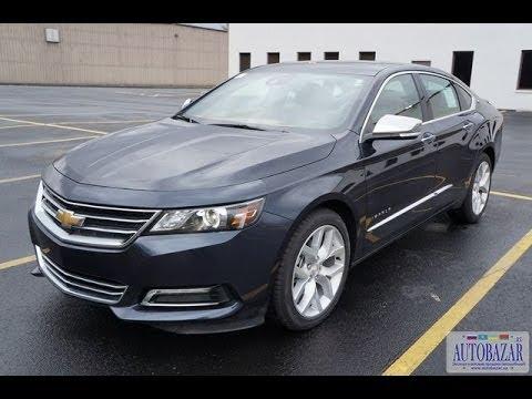 2014 Сhevrolet Impala 1LZ видео обзор.  Тест драйв  2014 Шевролет Импала 1LZ. Авто из США