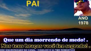 Pai  - Fábio Junior  - karaoke