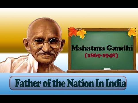 gandhi short biography