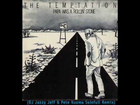 The Temptations - Papa Was A Rollin