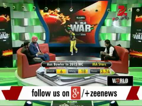 ICC WC 2015: India vs Australia, semi final - a panel discussion