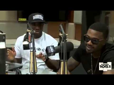 Interview With Ray J At The Breakfast Club