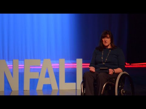 Accessible Accessibility | Kim Walton | TEDxTwinFalls