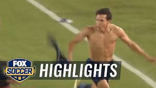 San Jose Earthquakes vs. LA Galaxy | 2017 MLS Highlights